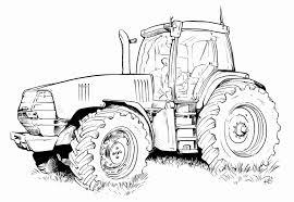 60 Kleurplaat Tractor Kleurplaat 2019