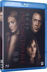 dvd-store.it vendita DVD, Blu-Ray, 4K e UHD: Inconceivable (Blu-Ray Disc)