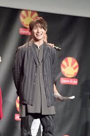 画像heysayjump山田涼介がパリジャパンエキスポに前髪アリで
