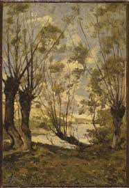 2018 gmc gruchy. contemporary 2018 henrijoseph harpignies french 18191916 willows on the banks of intended 2018 gmc gruchy