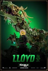 The LEGO Ninjago Movie new posters introduce the characters - SciFiNow - The  World's Best Science Fiction, Fantasy and Horror Magazine
