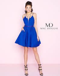 Shipping is always free and returns are accepted at any location. Mac Duggal Cocktail Fall 2018 Homecoming Dresses Elegant Xpressions Boutique