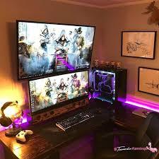 small bedroom gaming setup best gaming setup ideas on gaming setup wallpapers bedroom sets on