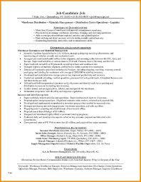 Assistant Warehouse Manager Job Description Resume For Warehouse Manager Resume Warehouse Job Description Le E