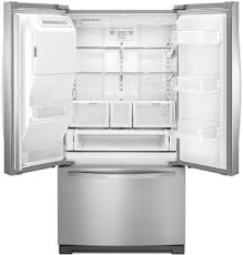 Refrigerator Options Whirlpool Wrf767sdem 36 Inch French Door Refrigerator With 27 Cu
