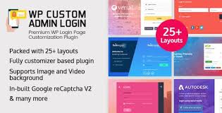 Customize Login Screen Plugins, Code & Scripts from CodeCanyon