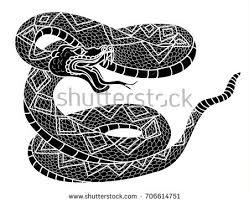 rattlesnake head tattoo.  Tattoo Snake Cobra Tattoo Style Cobra Vector King With Mouth  OpenSnake On Rattlesnake Head Tattoo