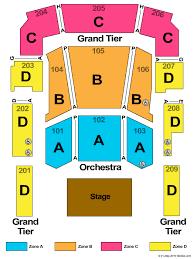 Bayou Music Center Houston Seating Chart Bayou Music Center Seating Chart Battery Operated White