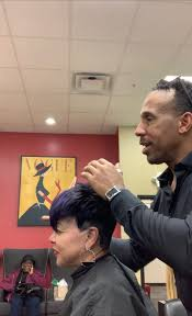 Select from premium black hair salon images of the highest quality. Black Hair Stylists And Their Clients Prepare For A New Normal