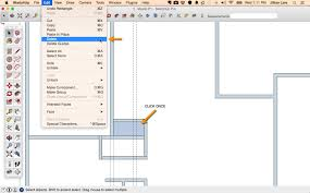 sketchup 2d floor plan tutorial 21