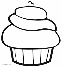 Small Picture Free Printable Cupcake Coloring Pages For Kids Cool2bKids cupcake