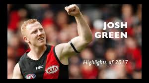 Josh Green Highlights of 2017 - YouTube