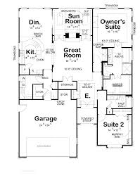 house plans for retirement one story small tiny
