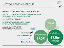 Lloyds Banking Group Organisational Structure Chart Presentation Name By Vamsi K Ks On Emaze