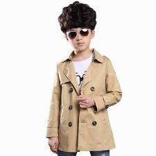 kids trench coat for boy