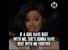 Cardi B Quotes Stunning Card B Quotes YouTube
