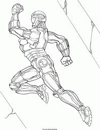 Small Picture Iron Man Coloring Pages Printable Coloring Home