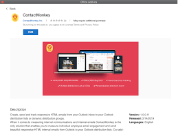 Outlook Mac Email Template Office 365 Internal Comms Add In For Mac And Outlook Web App