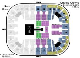 Eagle Bank Arena Seating Chart Disney On Ice Faithful Eaglebank Arena Formerly Patriot Center Eagle Arena