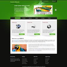 Website Templates Template 24 Particle 17