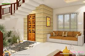 Pooja Room Designs In Living Room Total Home Interior Solutions By Creo Homes Kerala Home Design