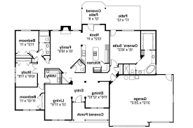 walkout basement floor plans small ranch style house rancher with for homes