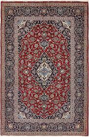6 7 x 10 kashan persian rug