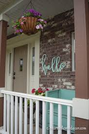 Small Picture Best 25 Porch decorating ideas on Pinterest Porches Porch