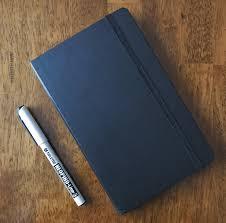 <b>Moleskine Classic Notebook</b> Review — The Pen Addict