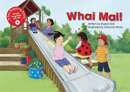 Whai Mai by Sharon Holt (9780473294564) | McLeods Booksellers