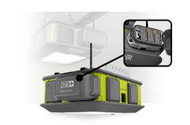 quiet garage door openerOpener  RYOBI Garage Door Opener