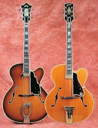 The Guild and Gibson Johnny Smith Models | Archtop guitar, Guitar, Vintage  guitars