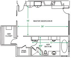 master bedroom with bathroom floor plans. Master Bedroom Floor Plans Full Size With Bathroom I