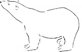 Small Picture Polar bear coloring pages To Entertain Kids ColoringPagehub