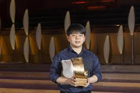 Percussionist Fang Zhang wins BBC Young Musician competition ...