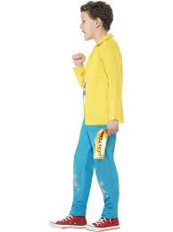 roald dahl child charlie bucket costume