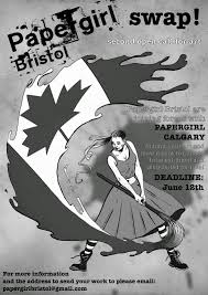 papergirl bristol to get out there to the people across the pond then get submitting this is open to absolutely everyone as always so please sp the word around