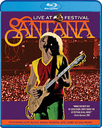 <b>Santana</b>: Live At US <b>Festival</b> - Blu-ray | Shout! Factory