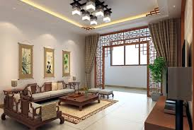 chinese style living room ceiling. Chinese Style Living Room With False Ceiling Design Modern Dream Classic I