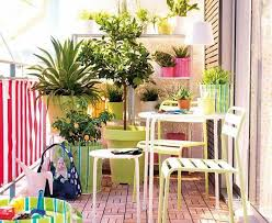 Small Picture Balcony Garden Ideas for an Additional Fresh Space Home Design