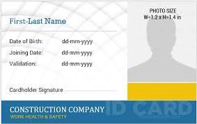 Company Id Badge Template 15 Labor Id Badge Formats And Templates Microsoft Word Id
