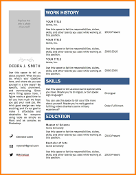 Ms Office 2007 Resume Templates Best Of 24 Cv Format In Ms Word 24 Waa Mood