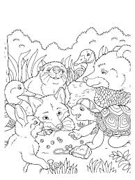 Small Picture 89 best Printable Wildlife images on Pinterest Coloring books