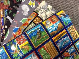 17 best Fabrics images on Pinterest | Quilting fabric, Bees and Flora & NZ themed 100% cotton quilting fabric. New Zealand icons. Adamdwight.com