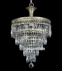 large image chic crystal hanging chandelier furniture hanging