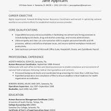 Human Resource Resume Sample Human Resources Resume Example And Writing Tips