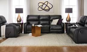 Top Grain Leather Living Room Set Milano Top Grain Leather Reclining Sofa Haynes Furniture