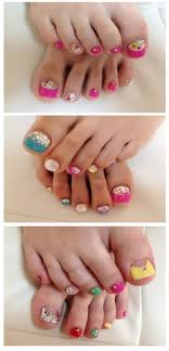 97 best Fun and Funky Toe Nails images on Pinterest | Make up ...