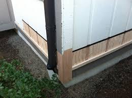 wood siding repair. Rot: Custom Wood Siding Repair M