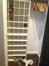 ikea coat closet shelving with brackets a shoe coat closet makeover with hallway closet ikea small ikea coat closet